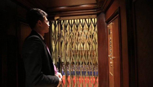 В Харбине можно покататься на столетнем лифте
