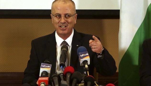 В Газе возле конвоя премьера Палестины произошел взрыв