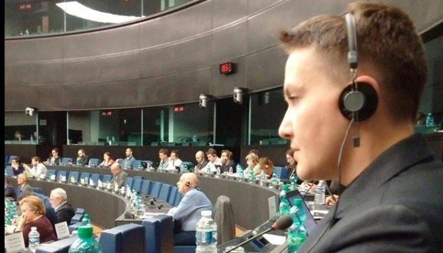 Савченко написала голові СБУ: вимагає повістку
