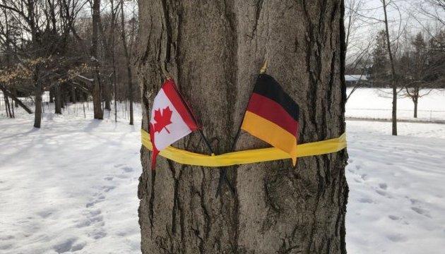 Дипскандал у Канаді: Прапор Бельгії переплутали з німецьким