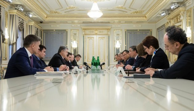 Порошенко закликає Європу переглянути свою позицію щодо Nord Stream-2