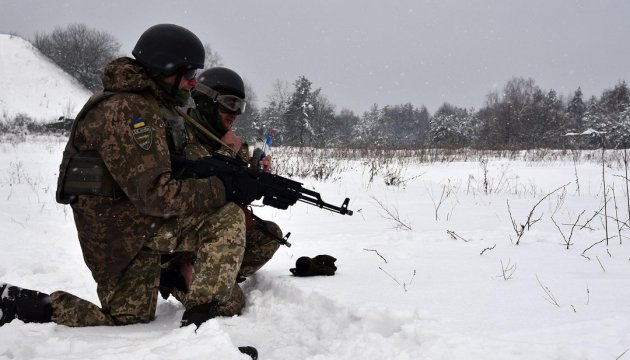 Donbass: Armee ohne Verluste
