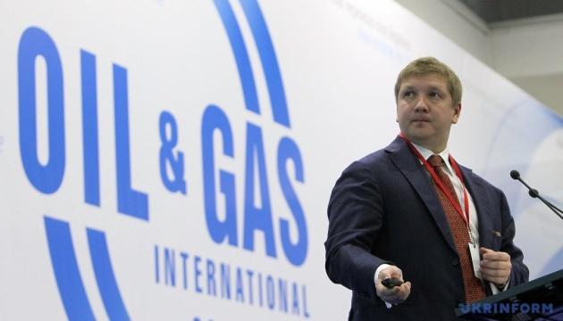 Коболєв заявляє, що Київ переплатив за газ приватним компаніям
