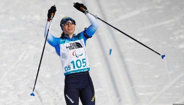 Winter Paralympics 2018: Ukraine's Oksana Shyshkova wins 'bronze'