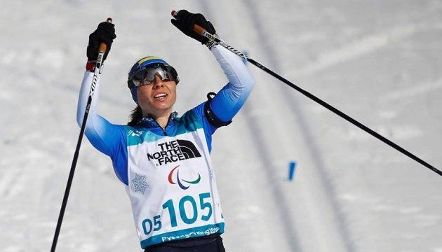 Jeux Paralympiques : L'Ukrainienne Oksana Shyshkova remporte une nouvelle médaille d'argent