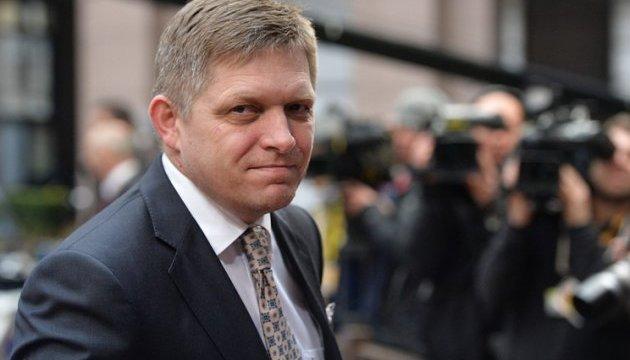 Президент Словаччини прийняв відставку Фіцо і наказав формувати новий уряд