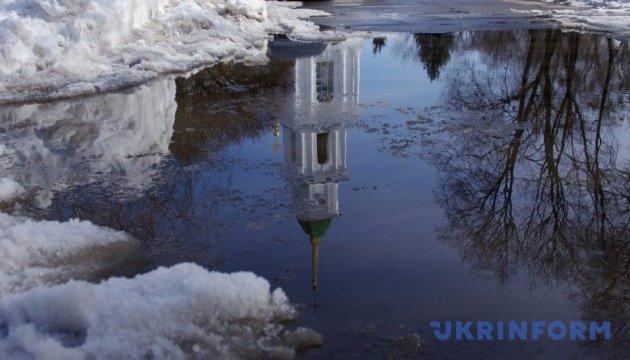 Синоптики на завтра обіцяють без опадів, вночі мороз, вдень до +9°