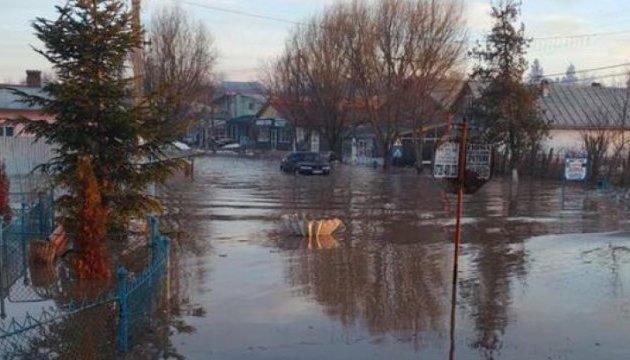 В Украине продолжается повышение уровней воды на водоемах
