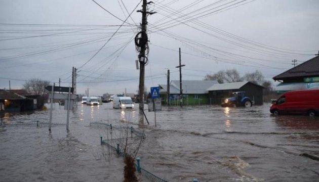 У Румунії оголосили найвищий рівень небезпеки повені у 15 повітах
