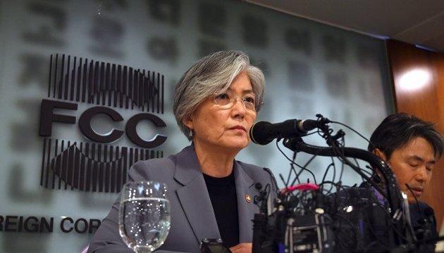 Відставка Тіллерсона на завадить візиту глави МЗС Південної Кореї до США