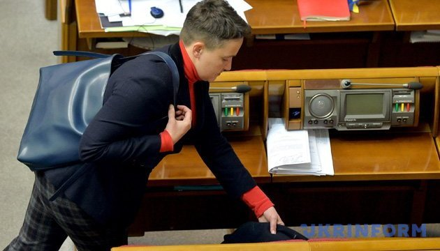 MP Savchenko may stay in Spain - prosecutor general