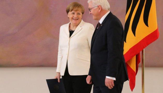 Штайнмайєр дав настанову новому уряду Меркель