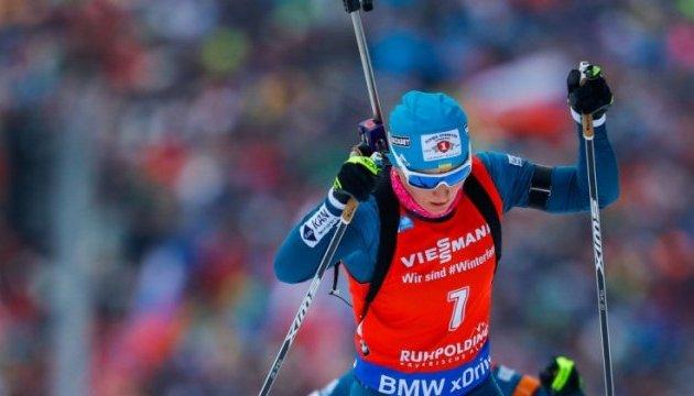 Біатлон: Україна виставляє найсильніший склад в спринті на етапі в Холменколлені