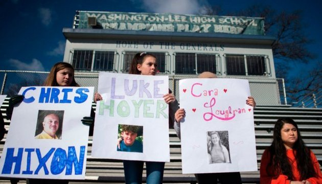 США охопили масові протести дітей: школярі прийшли під Білий Дім