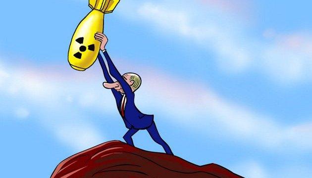 Путин не исключает, что Россия может применить ядерное оружие
