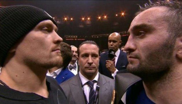 Бокс: до бою з Усиком Гассієв готуватиметься в США