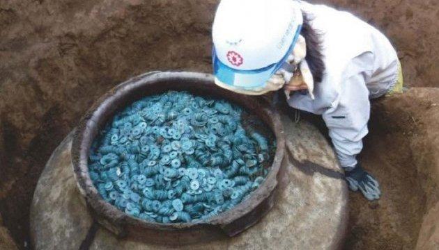 Японці відкопали найбільший скарб самураїв