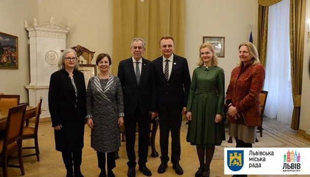 Президенту Австрії запропонували взяти під патронат фестиваль LvivMozArt