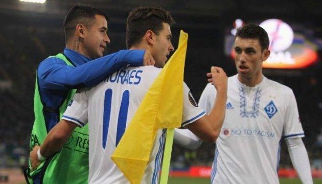 «Динамо» - «Лаціо»: Бурда, Шепелєв і Мораес вийдуть у стартовому складі киян