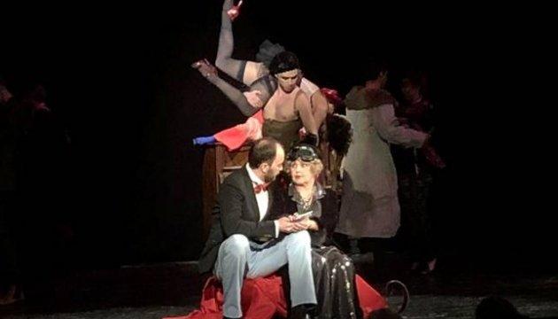 Урок щастя: у театрі на Лівому березі - прем'єра вистави за участю Ади Роговцевої
