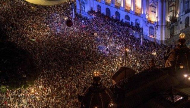 У Бразилії - масові протести через убивство політика