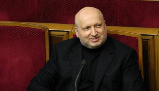 Порошенко нагородив Турчинова орденом Ярослава Мудрого