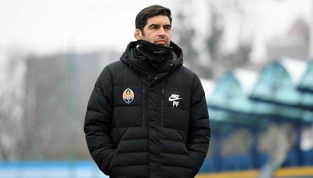 Фонсека: Поразка в Римі не зіпсує настрій команді перед матчем з