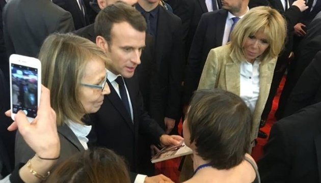 Париж, книги, український стенд... А культурна дипломатія – працює!