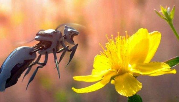 Американці запатентували робо-бджіл