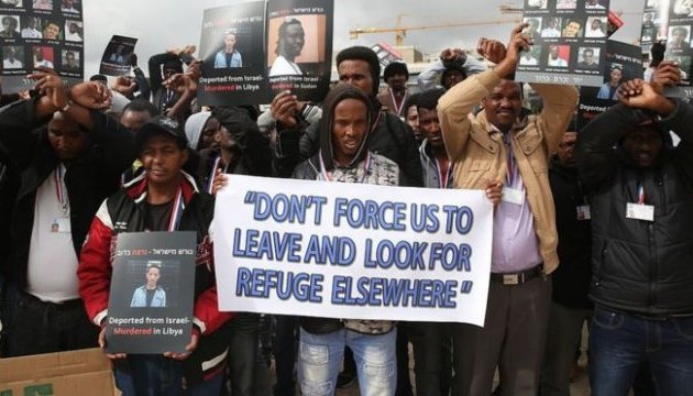 В Ізраїлі призупинили реалізацію плану депортації африканських мігрантів