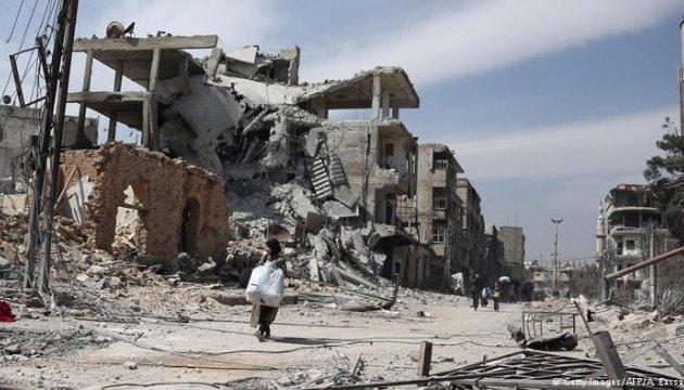 Правозахисники заявляють про 30 загиблих від авіаударів у Східній Гуті