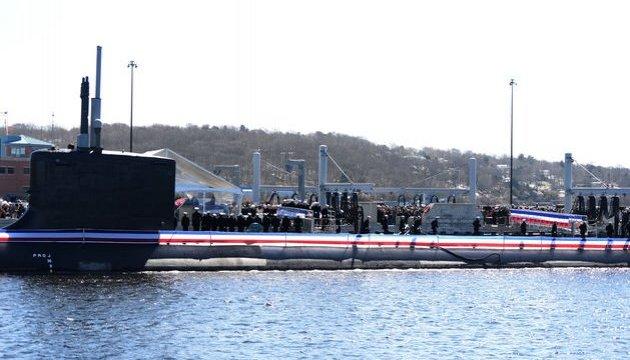 Флот США взяв на озброєння новий атомний підводний човен