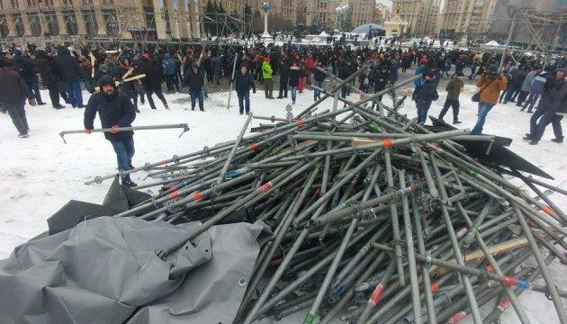 Організатор флешмобу про Крим прокоментував вандалізм сектантів