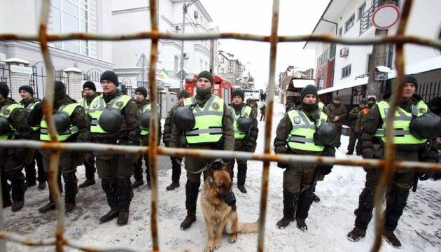 У поліції розповіли, як пройшли російські вибори в Україні