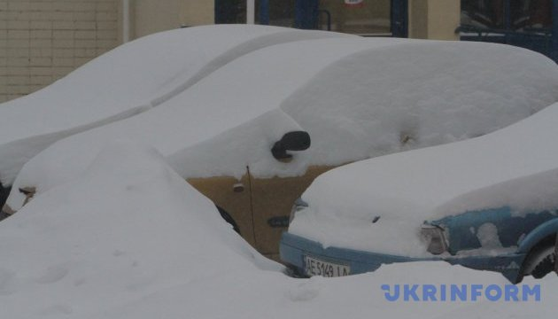 Синоптики прогнозируют снег и на среду