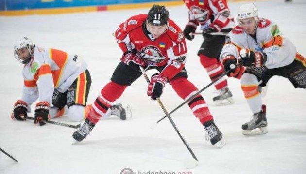 Хокей: «Донбас» виграв перший матч фінальної серії УХЛ