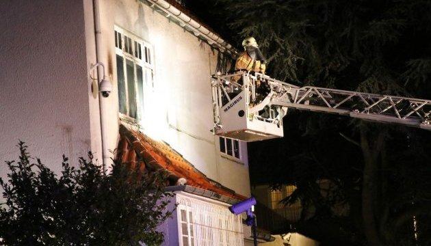На турецкое посольство в Копенгагене напали с