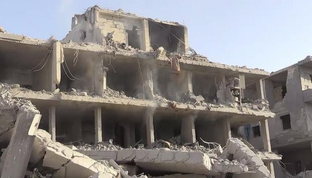 У сирійському Афріні стався вибух, 11 загиблих