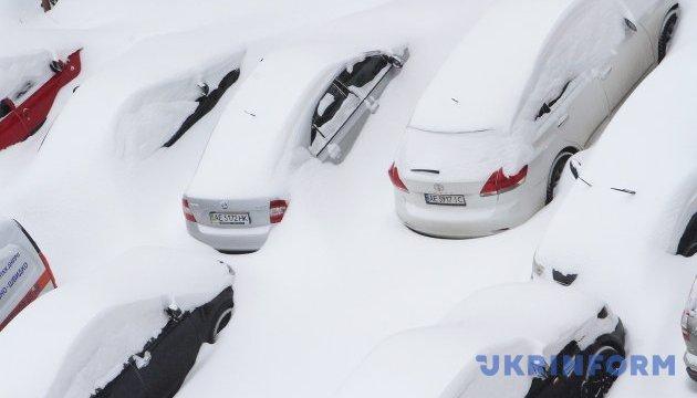 """На Днепропетровщине за сутки из """"белого плена"""" освободили 360 автомобилей"""