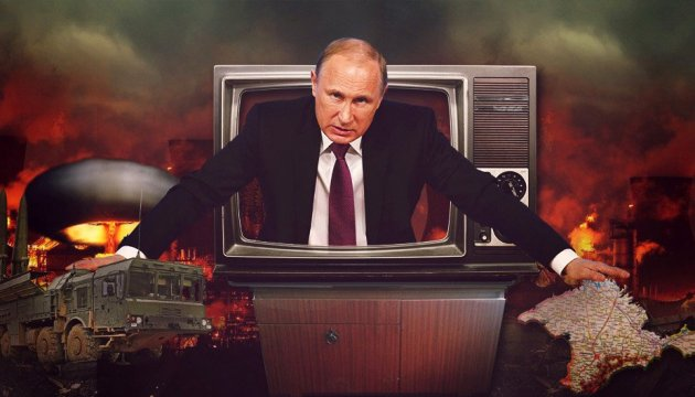 Россия остается в руках малоадекватной, воровской и уже вполне кровавой власти