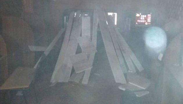 В Каменском в зале игровых автоматов подорвали гранату, есть пострадавшие