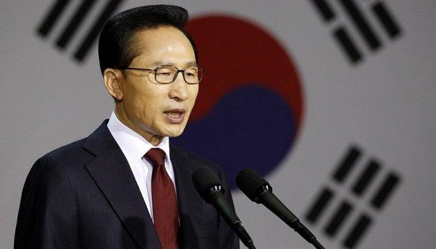 В Южной Корее требуют ареста экс-президента за взятку в $10 миллионов