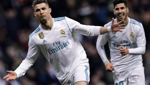 Футбол: в 2018 году Роналду забил больше