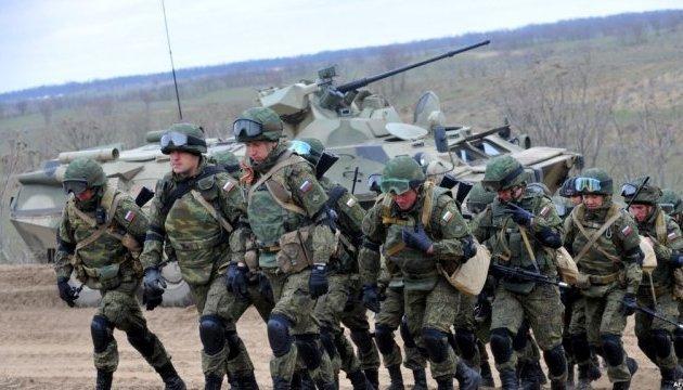 Rusia comienza ejercicios militares a gran escala en la frontera con Ucrania y en Crimea