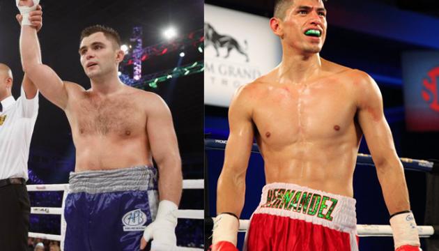 Діаспору Іллінойсу просять підтримати українського боксера під час бою з мексиканцем