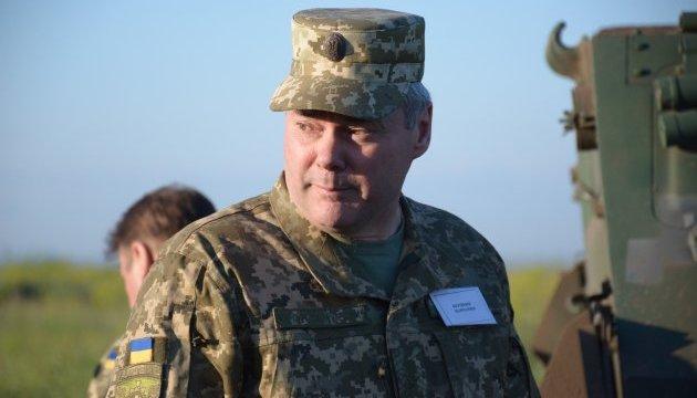 Рисі, Тигри та Мустанги: Наєв розповів про новітню зброю РФ на Донбасі