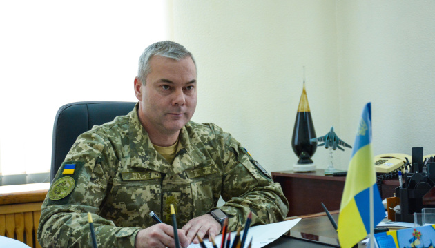 Joint Forces commander not ruling out attempts by Russia to create 'corridor' to Crimea