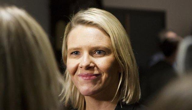 Міністр юстиції Норвегії, якій загрожував вотум недовіри, подала у відставку