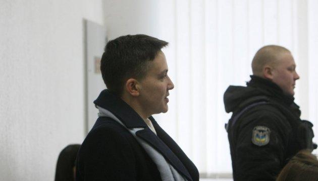 Савченко стверджує, що Банкова хотіла її