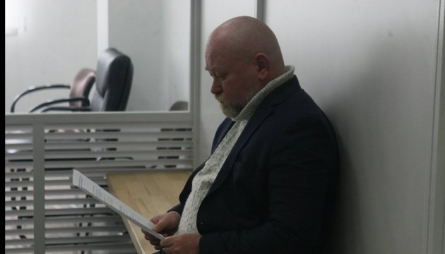 Суд продовжив арешт Рубана до 8 вересня